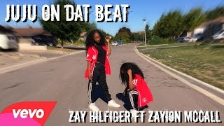 JuJu On Dat Beat - Zay Hilfigerrr Dance Challenge Twin Version #JujuOnTheBeat #TZAnthemChallenge