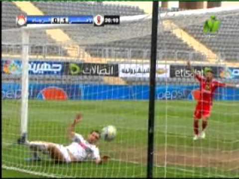 اهداف مباراة الاهلى والرجاء -2-1 الدورى المصرى ahly vs ragaa goals