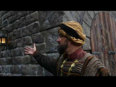 Warcraft: The Beginning (2016) Chris Metzen Reacts To The Sets (Universal Pictures)