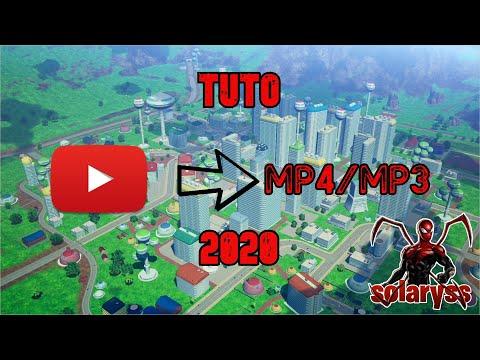 [TUTO] TELECHARGER DES VIDEOS YOUTUBE GRATUITEMENT (2020) EN FORMAT MP4/MP3