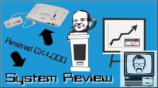 Amstrad GX4000 System Review | Nostalgia Nerd