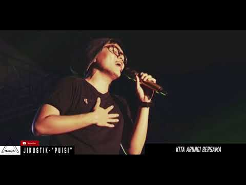 Jikustik - Puisi - [ Live Concert & Lyric Video ]