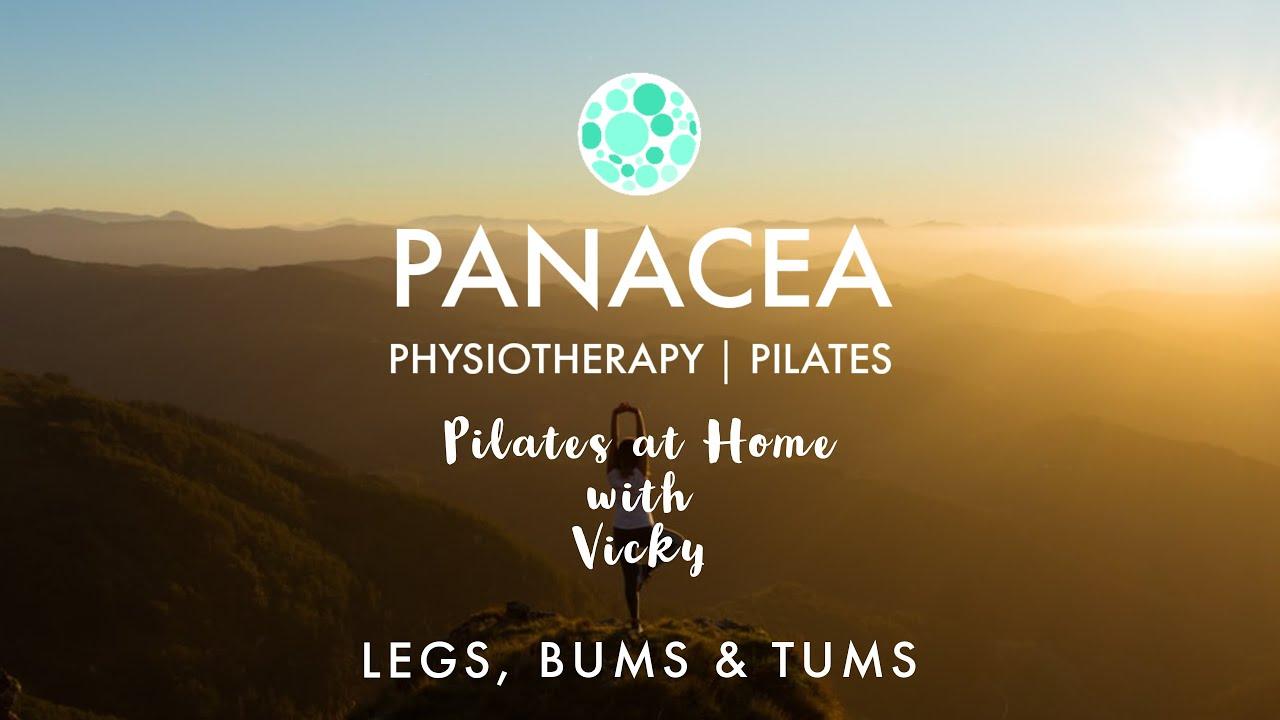 Panacea Pilates | Legs, Bums & Tums