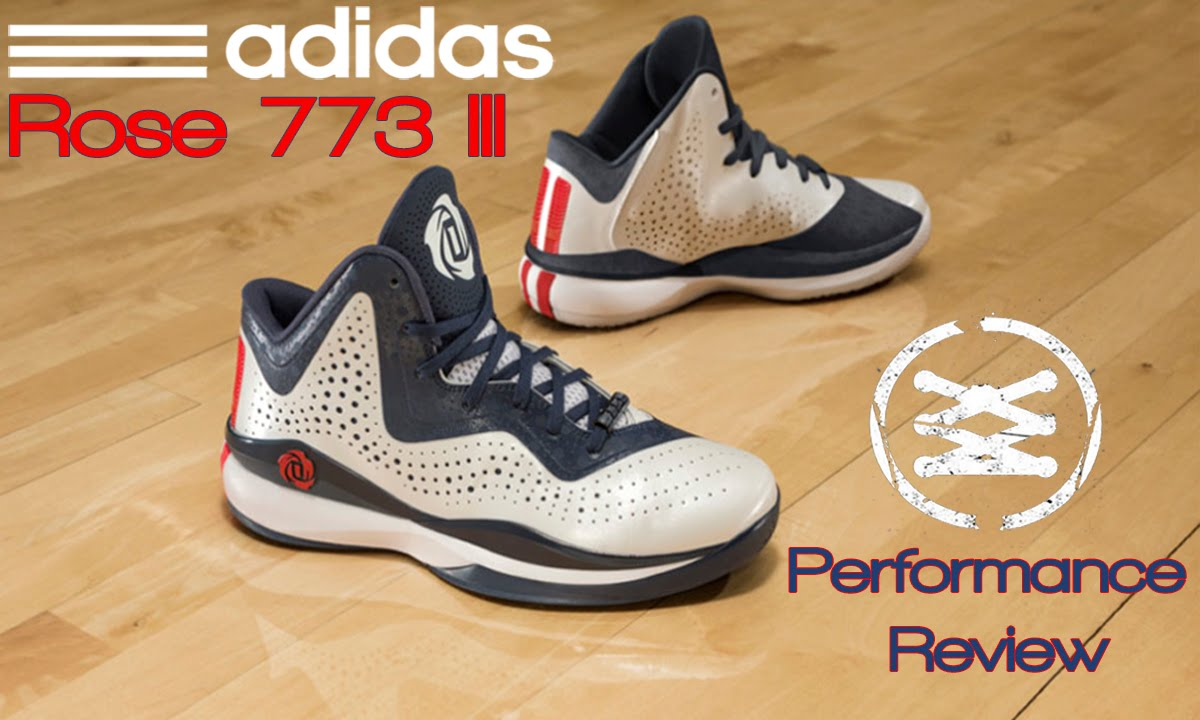 f2cea702ba2 adidas Rose 773 III - Performance Review - YouTube