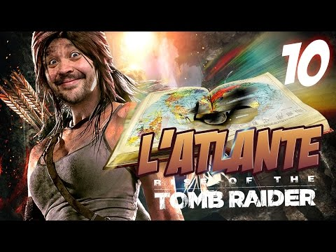 Rise of the Tomb Raider - 11°: L'atlante