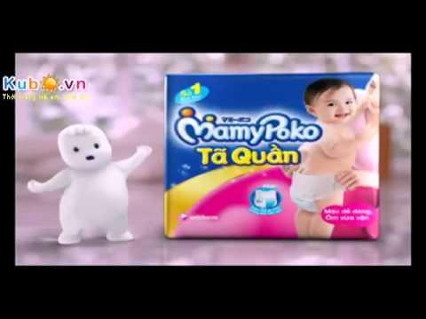 Clip quảng cáo cho Bé ăn ngoan hơn (16 phút) - kubo.vn