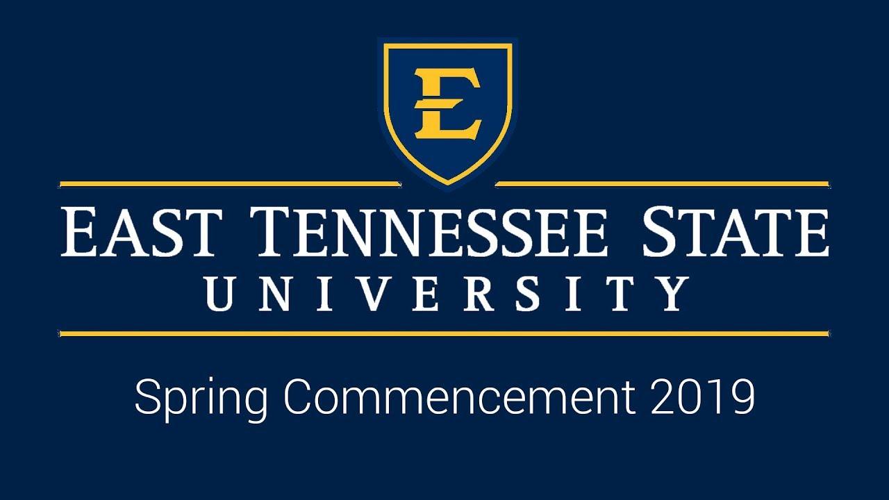 Etsu Graduation 2020.Graduation