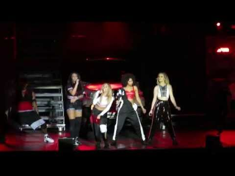 Little Mix - Competition - Salute Tour - at the BIC, Bournemouth on 04/06/2014