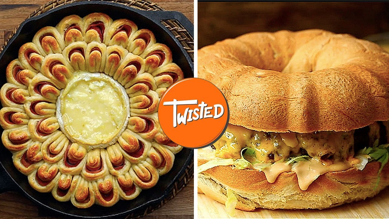 9 Shareable Ring Recipes For Parties Party Food Ideas Game Day Appetizers Twisted