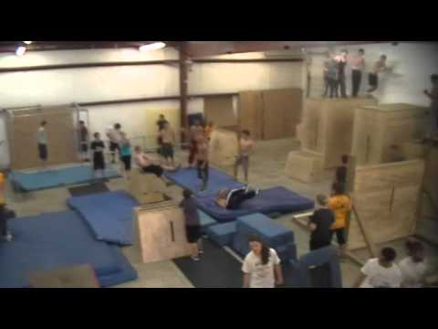 Midwest Jam 2011 (Indianapolis) - Parkour and Freerunning