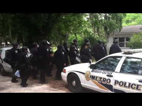 Savannah-Chatham police Mobile Field Force training