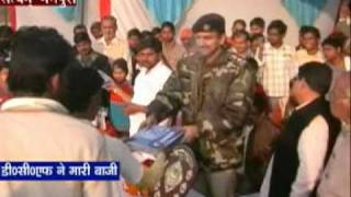 cricket final s p ne diye prize By satyam news Mainpuri