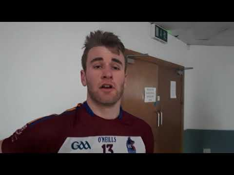 John McGrath UL winning captain