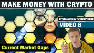 Make Money With Cryptocurrency | Current Market Gaps | Crypto Wizards