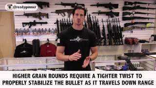 AR 15 Barrel Twist Rates - What you need to know when choosing a barrel for your AR-15.