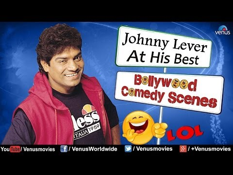 Johnny Lever : At His Best | Bollywood Comedy Scenes Jukebox