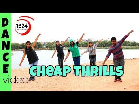 Sia - Cheap Thrills Remix  Dance cover  ft Sean Paul SiaVEVO