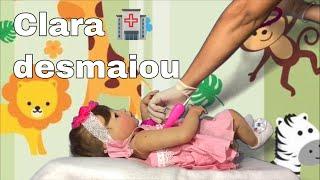 BEBÊ REBORN CLARA FOI PARAR NO ORFANATO PARTE 4 - GABI REBORN