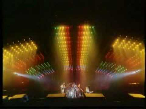QUEEN - HAMMER TO FALL (MTV VERSION)