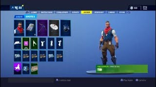 Fortnite battle royale PlayStation plus free skin, back bling and pizza emoticon!