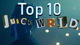 Top 10 Juice WRLD Songs (2019)