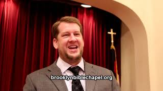 Love Not the World - Brooklyn Bible Chapel Family Bible Hour 5/31/20