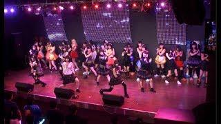 【2019年5月12日】仮面女子・スチームガールズの黒瀬サラ(22)が仮面女...