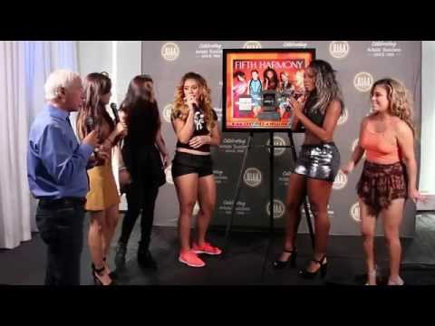 Fifth Harmony Jumps for Joy Over Multi-Platinum Award