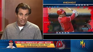 Russo breaks down Mike Trout