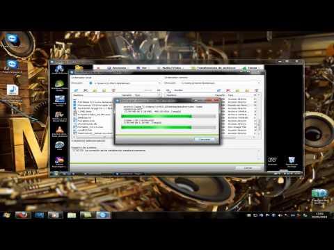 Traspasar Archivos de una PC a OTRA