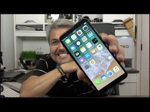 Download Youtube: iPhone X,  la mejor replica / Clone, se pasaron! UNBOXING