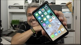 iPhone X,  la mejor replica / Clone, se pasaron! UNBOXING