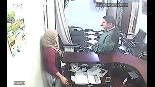 حرامي معمل اسكندرية بمدينة المنزلة دقهلية