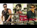 Salman Bhai Gana Apke Liye Part2 Race3 B Meri Ane Ko Chal Sun Mere Bare Me Salman Khan D4F mp3