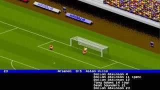 AMIGA OCS Manchester United   The Double 19xxKrisalis SoftwareDisk 1 Of 2