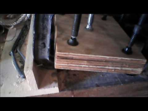 Building a Transom Knee