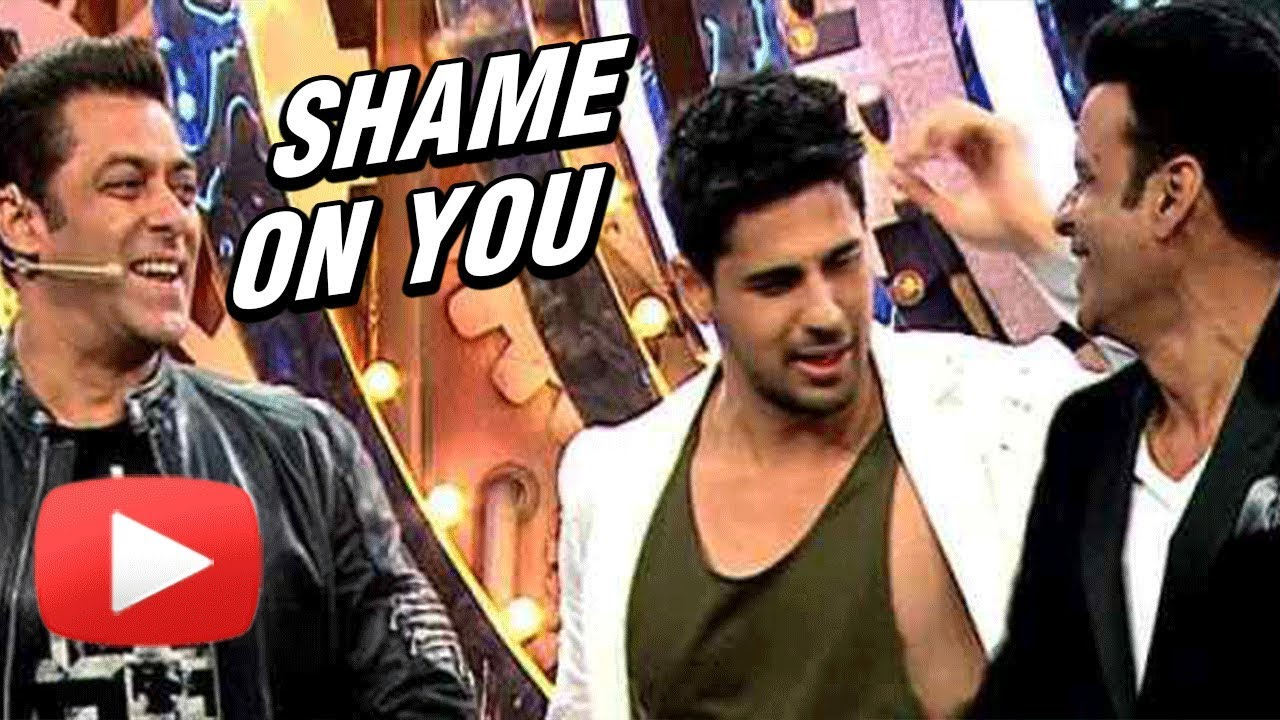 Sidharth Malhotra INSULTS BHOJPURI Language on Bigg Boss 11  Neetu     Sidharth Malhotra INSULTS BHOJPURI Language on Bigg Boss 11  Neetu Chandra  BASHES Actor