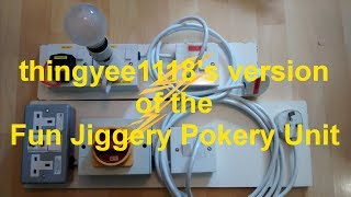 My Fun Jiggery Pokery Unit