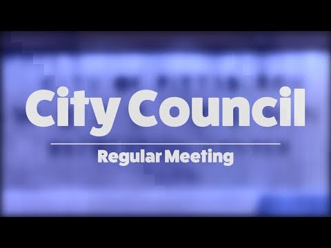 Pittsburgh City Council Regular Meeting - 3/17/20