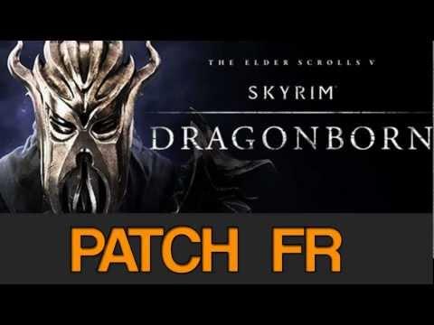 Patch FR  Skyrim - Dragonborn The Elder Scrolls V