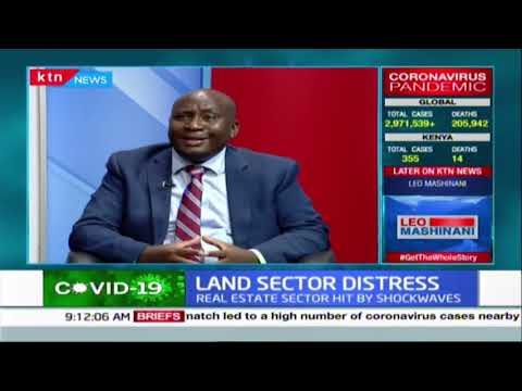 Land sector distress: Land offices closed since March 15th