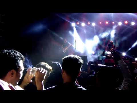 video konser bondan prakoso di gor Sumbawa Besar