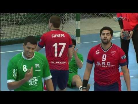 HANDBALL en DXTV: Ferro vs Ballester (15/09/16)