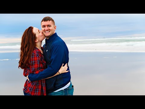 A TRIP TO THE BEACH! // Vandenberg AFB, Pismo Beach & Big Sur Travel Vlog 🌊