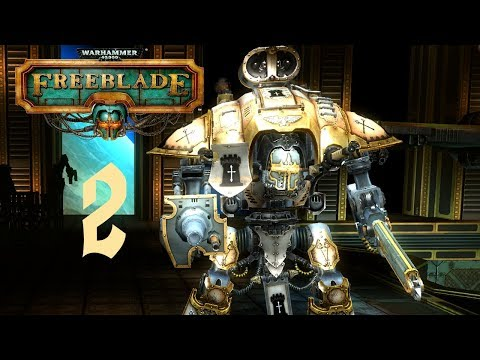I SUCK AT MULTIPLAYER | Warhammer 40,000: Freeblade Ep.2