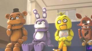 аниматроники учатся голден фредди учитель фнаф анимация довели учителя