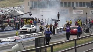 Dodge Demon vs Dodge Demon - Mopar Mile High Nationals 2017