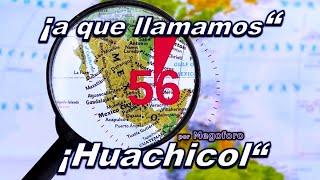 en Mexico a que llamamos Huachicol