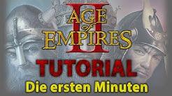 Age of Empires II HD - Tipps für die ersten Minuten [Tutorial][German]