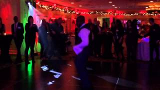 Dr Does Great MJ Dance @ NJ Company Holiday Party Pleasantdale Ambulatory Care, Alan Thumbnail